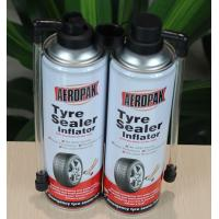 China Liquid Emergency Tyre Repair No Volatile For Motorcycle / Vehicle Rubber Tyre wholesale