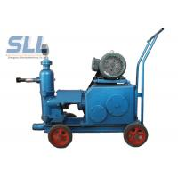 China 4kw Construction Machine Cement Mortar Pump For Sand / Cement / Mortar wholesale