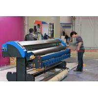 Quality Two Dx5 Eco Solvent Printer With Two Pintheads For Wallpaper for sale