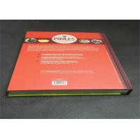 China Custom Coloring Hardcover Book Printing Service With Hot Stamping wholesale