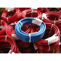China 15m Airless Paint Sprayer Hose 3300psi 1/4in-38/in with blue and red color wholesale