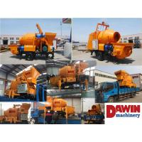 China 450L Drum Mixer with 30m3/Hr Pumping System All in One Machine wholesale