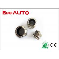 China Durable Metal Metric Cable Glands , Nickel Plated Small Cable Gland UV Resistant wholesale