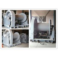 China Efficient Electric Winch In Offshore Platform Winch For Oil Exploitation And Exploration wholesale