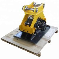 China High Efficiency Backhoe Plate Compactor For Hyundai R220 R250 Excavator wholesale