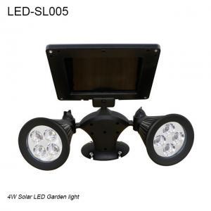 China Outside IP44 waterproof adjustable solar LED light & Solar led garden light wholesale