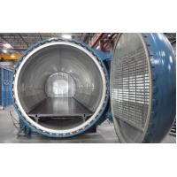 China Professional Composite Curing Autoclave With World Class Engineering And Unique System Design wholesale
