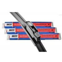 China Rainy Day Automotive Curved Wiper Blades , Windshield Wiper Replacement Blades wholesale