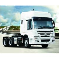 Quality Sinotruk Howo 6x4 371hp Prime Mover Tractor Truck With Two Sleepers WD615.47 for sale