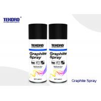 China Graphite Spray / Spray Grease Lubricant For Gaskets / Motors / Handling Equipment wholesale