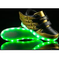 Buy cheap Waterproof And Warm Design USB Charging Led Shoes Children Winter Style from wholesalers