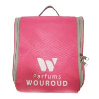 China Multifunction Pink Portable Waterproof Travel Toiletry Bag Large Capacity wholesale