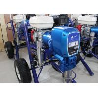 China 8.3L/Min Heavy Duty Gas Airless Paint Sprayer With High Performance Honda Engine wholesale