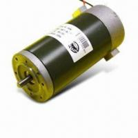 China 231W DC Motor/Brake Motor/Encoder Motor with Diameter of 80mm and Front Cover wholesale