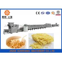 China Stainless steel high quality instant noodle production line wholesale