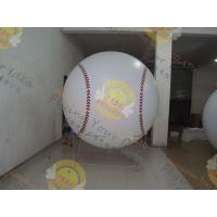 China Customized Round 2.5m Sport Balloons Inflatable Durable Fire Resistant wholesale