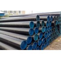 China Precision Black Steel Tube , ASTM A106 GR. B Carbon Steel Casing Pipe wholesale