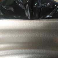 Buy cheap 201/304/316/410 hairline finish stainless steel sheets for sheet metal works from wholesalers