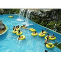 Buy cheap Funny Drifting Or Lazy River Water Park For Adult And Kids 4 - 6m Width from wholesalers