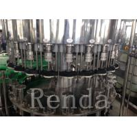 China Automatic Beverage Bottling Equipment Bottled Water Filling Machines wholesale