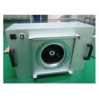Buy cheap Hospital SUS304 52dB Air Purifier FFU Fan Filter Unit from wholesalers