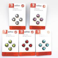 China Cute Cat Claw Nintendo Switch Thumbstick Caps Silicone Material For Protective wholesale