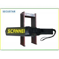 China 18 Zone Full Body Metal Detectors With Battery Charger And Belt Water Resistant wholesale