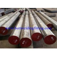 China Super / Incoloy Alloy 25-6MO Stainless Steel Bars SGS / BV / ABS / LR / TUV / DNV / BIS / API / PED on sale