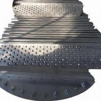 China Crude Oil Distill Column Trays/Petroleum Distill Column Trays, Available for Different Materials on sale