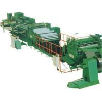 China Long Life Metal Sheet Straightening Machine From Cut To Length Production Line on sale