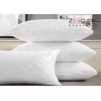 Buy cheap Luxury Hotel Collection Pillows , Hotel Style Pillows For Adult Comfortable from wholesalers