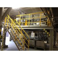 Buy cheap Large Throughput Horizontal Sludge Dewatering Equipment With Solid liquid from wholesalers