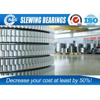 China Industrial CNC Rotary Table Bearing , Lazy Susan Bearing Heavy Duty on sale