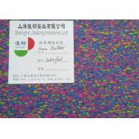 China Fireproof Colorful Foam Rubber Mat Soundproof Underlayment For Hardwood Floors on sale
