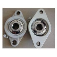 China Stainless Steel Pillow Block Bearing UCF203 High Performance With Open Seals Type on sale