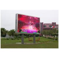 China High Brightness 10mm Rgb Led Screen Full Color Constant Current Driving Method wholesale