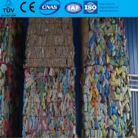 China Freeman hydraulic baler for waste paper cardboard and PET bottles manufactuer with ISOTUV wholesale