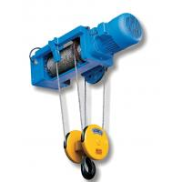 China Critical Lift Custom Foot Mounted Twin Hook Wire Rope Hoists SH Fixed wholesale