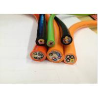 Special Cable for Drag Chains TRVV for machine or equipments bending frequently in grey/black/orange Color