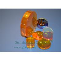 China Interferometry Optical Glass Windows For Inspection 1 Inch , Dual Surface wholesale