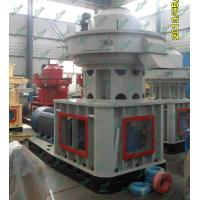 Quality Big Capacity Efficient Centrifugal Sawdust Pellet Making Machine 315kw for sale