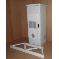China Tower Mounted Outdoor Telecom Cabinet, With Heat Exchanger, IP55, 39U, On 45m Tower wholesale