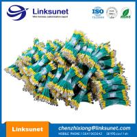China JST FVWS5.5 - 6 Terminal Harness Connector UL1015 - 10AWG Green Pvc Cable Wire wholesale