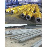 China 12m Electronic Precast Concrete Electric Pole Mould for Making Reinforced wholesale