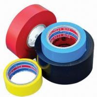 China Electrical tapes, available in various colors wholesale