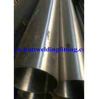 China ERW TP316L Stainless Steel Welded Pipe Pickled 304 Round Steel Tubing wholesale