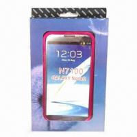 China Aluminum Case for Samsung Galaxy Note2 N7100, Fashionable Design, Lightweight and Tough Protection  wholesale
