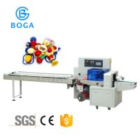 China Semi-automatic Small Plastic Toy Bag Packaging Machine Carbon Steel on sale