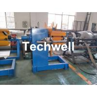 China Manual Decoiler / Uncoiler , Umbrella Type With Manual Expanding & Passive Uncoil For 5 Ton wholesale