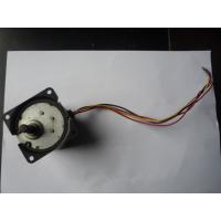 China Different Rod Shape 50/60HZ AC 220V - 240V 4W Synchronous Gear Motor With Low Noise wholesale